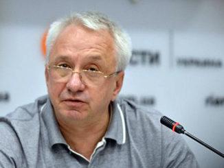 Сторінка голови СВЖУ — Олексія Кучеренка