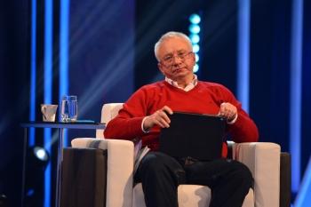 Олексій Кучеренко на телеканалі НАШ