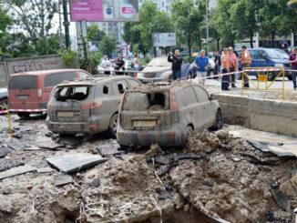 За січень на тепломережах Києва сталося більше 800 аварій